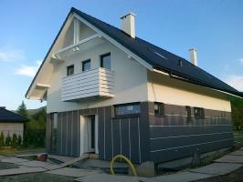 domy mieszkalne murowane bielsko-biała